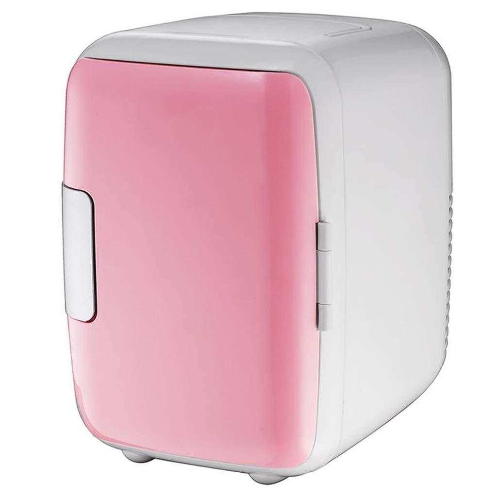 Cola Mini Nevera Rosa 4L, Botón Táctil De Doble Uso, Adecuado Para ...