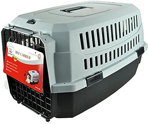 CTZLL Animal doméstico aire caja aire portador jaula gatos y ...