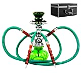 Welcome to the GStar.  This 11 inch quality hookah is an example of modern production applied to an old tradition.  It is easy to assemble/disassemble, clean, and store away, making it the perfect hookah to take on the road.  It works just as well as...