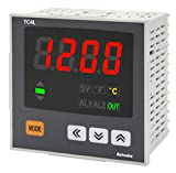 Autonics TC4L-N4R Temp Control, 1/4 DIN, Single display, 4 Digit, PID Control, Relay & SSR Output, No Alarm Output, 100-240 VAC