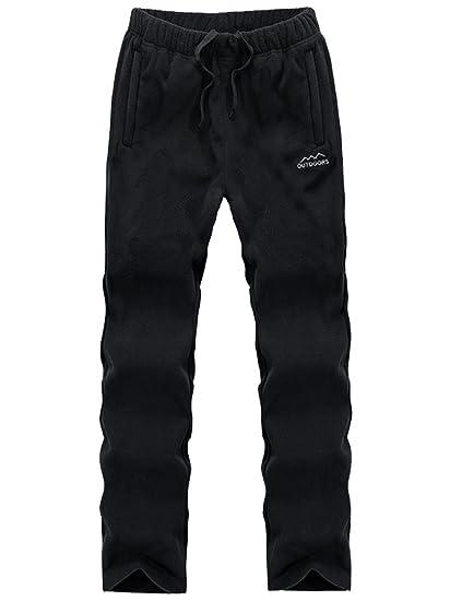 Amazon.com  Women s Outdoor Hiking Mountain Fleece Lined Pants ... d57a8f785332