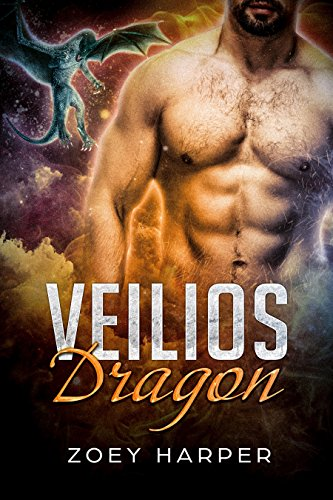 Veilios Dragon: A Dragon Shifter Romance (Dragons of Brevia: Shadow Squad Book 5)