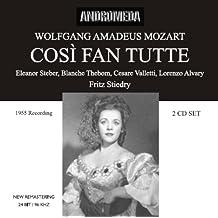 Cosi Fan Tutte (Sung In Englis