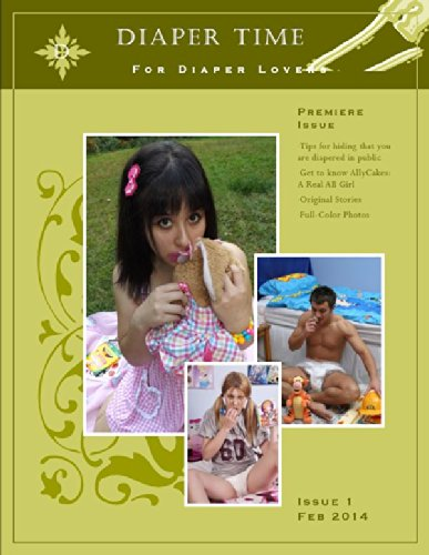 Adult baby book