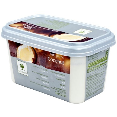 Coconut Puree - 1 tub - 2.2 lbs by Ravifruit