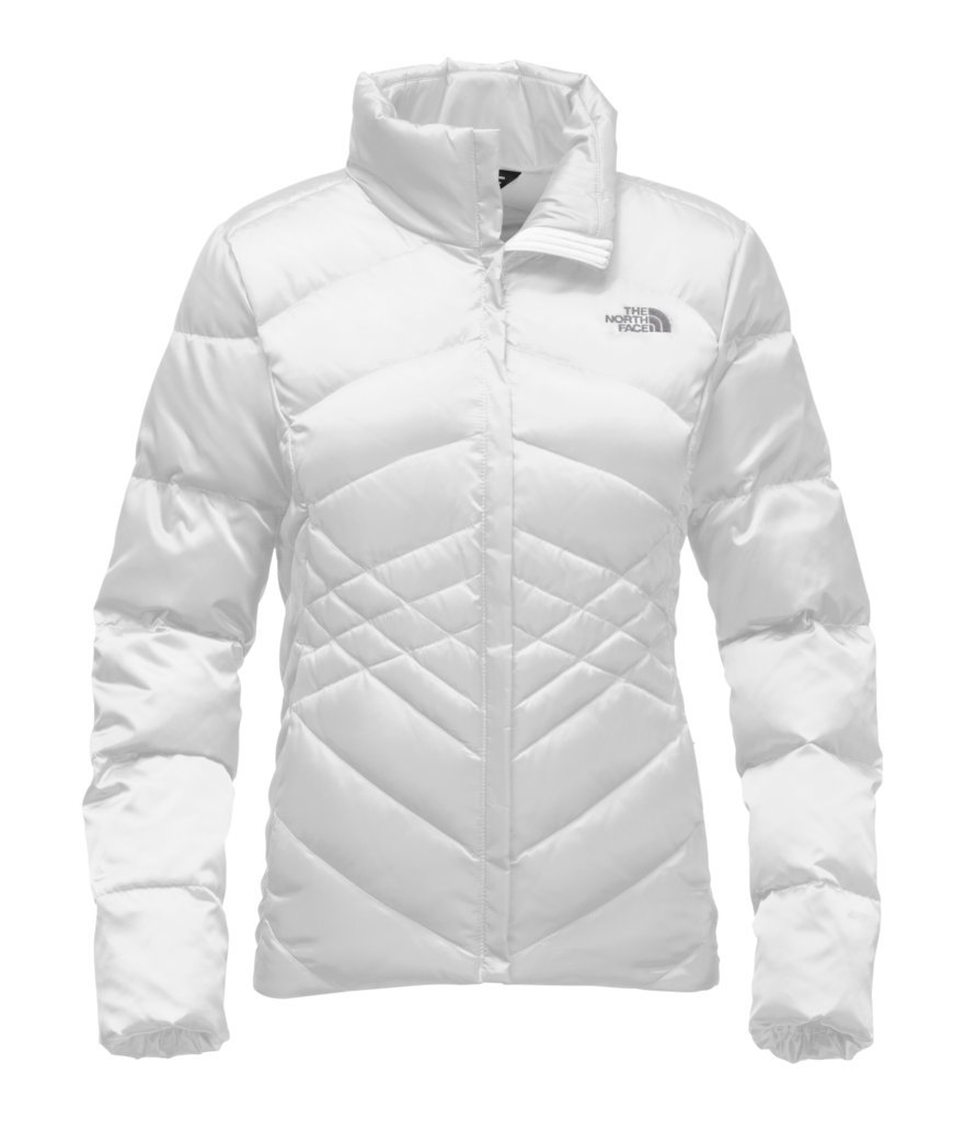 The North Face Women's Aconcagua Jacket - TNF White - M