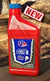VP Racing Fuels 2-Stroke 2-Cycle Full Synthetic Premix Oil...