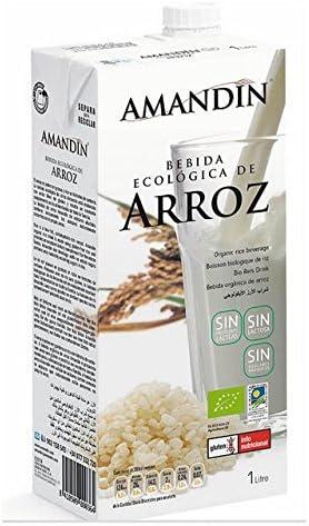 LECHE ARROZ S/G S/LACTOSA ECO: Amazon.es: Alimentación y bebidas