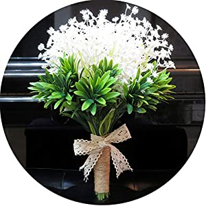 Wedding Bouquets Gypsophila Artificial Flowers Bridal Bouquet Wedding Flower for Bride 58