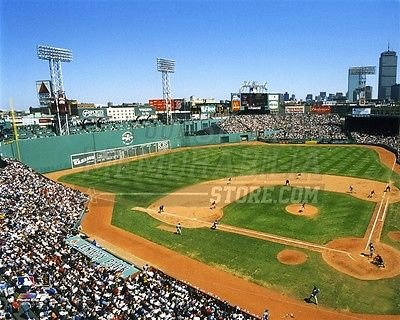 Fenway Park Boston Red Sox game day aerial 8x10 11x14 16x20 photo 434 - Size 8x10 by Your Sports Memorabilia Store