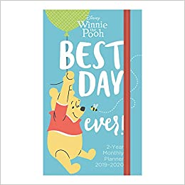 Winnie the Pooh Pocket Planner 2 Year (2019): Day Dream ...