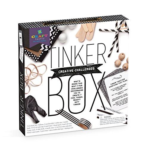 Craft-tastic Tinker Box Creative Challenge Craft Kit