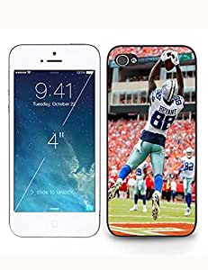 Best Durable Defender Case NFL Dez Bryant Cool Player Iphone 5/5s Protective Case