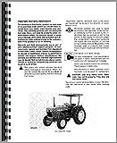 John Deere 850 Tractor Operators Manual