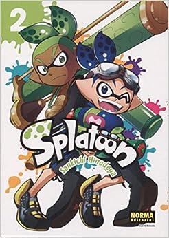 Splatoon 02 por Sankichi Hidenoya epub