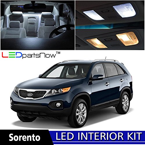 2011 Kia Sorento Accessories: Compare Price: Car Accessories Kia Sorento