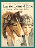 Lassie Come-Home, Rosemary Wells, 0613104277