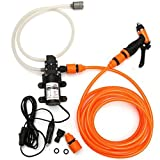 Car Electric Washer, 12V Portable 100W 160PSI High - Best Reviews Guide