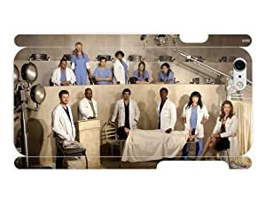 3d Full Wrap Case for iPhone 6 Tv Show - Grey Anatomy42 by runtopwell