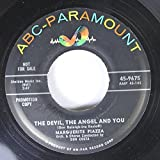 Marguerite Piazza 45 RPM The Devil, The Angel, And You / My Dream