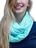 Two Sided Infinity Nursing Scarf Best Breathable PRIVACY Cover for Mom...
