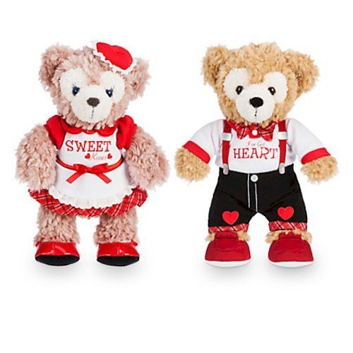 duffy bear outfits - 7