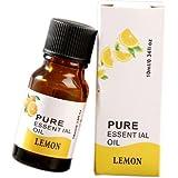 Emubody Aromatherapy Essential Oils Lemongrass, Chamomile, Orange, Peppermint, Rose, Lavender