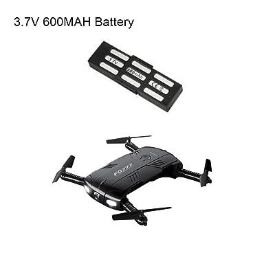 1x batterie de 3.7V 600mAh LiPo pour la capacité élevée de Quadcopter d'UAV de FQ777 FQ05 (batterie)