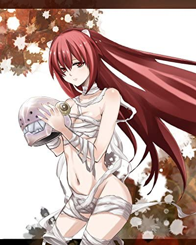 "008 Elfen Lied Lucy New Human Girl Blood Anime 38/""x24/"" Poster"