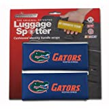 Luggage Spotter FLORIDA GATORS Handle Grip/Luggage Grip/Travel Bag Tag/Handle Wrap (2 PACK) – LICENSE EXPIRING! THEY ARE SELLING OUT FAST!