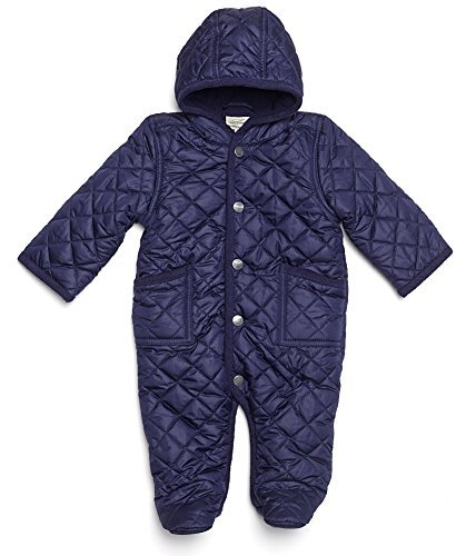 Quilted Snowsuit - 6