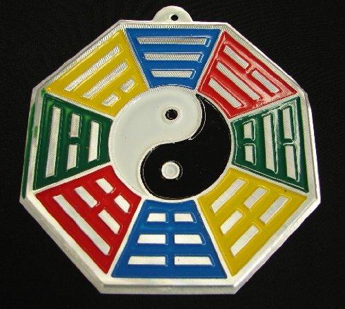 Metal Yin Yang Bagua
