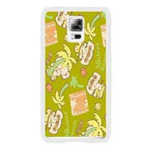 Custom Cute Little Elephants Pattern Hard Case Cover for Samsung Galaxy S5