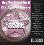 Aretha Franklin & The Pointer Sisters 16 Song Karaoke CDG Legends #186