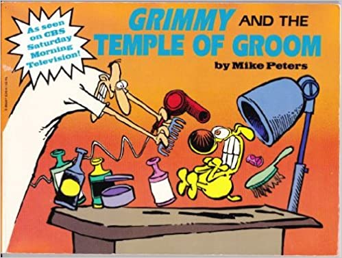 Book Grimmy and the Temple of Groom
