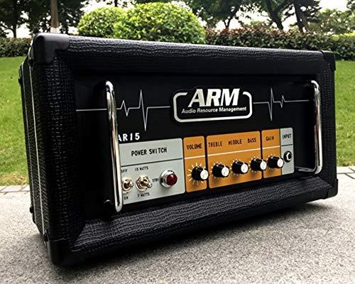 Audio Resource AR15 15W All Tube Stack Amp Head Fast US - Amp Head 7w Guitar Tube