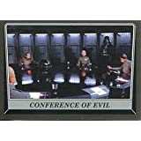 Star Wars Rogue One Mission Briefing Black Base Card #29 Conference of Evil