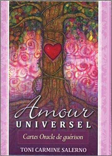 Amazon Fr Amour Universel Cartes Oracle De Guérison
