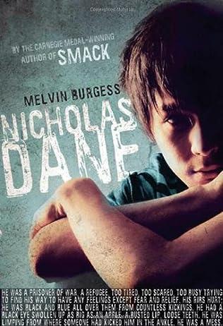 book cover of Nicholas Dane