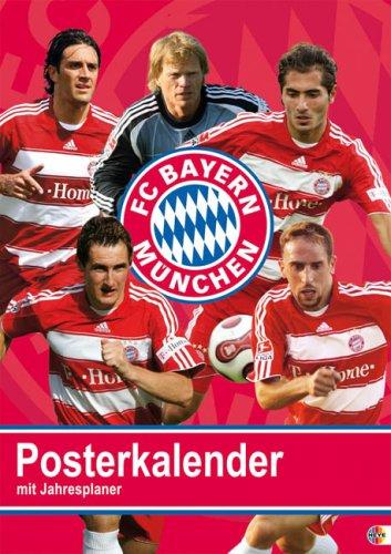 FC Bayern Posterkalender 2009