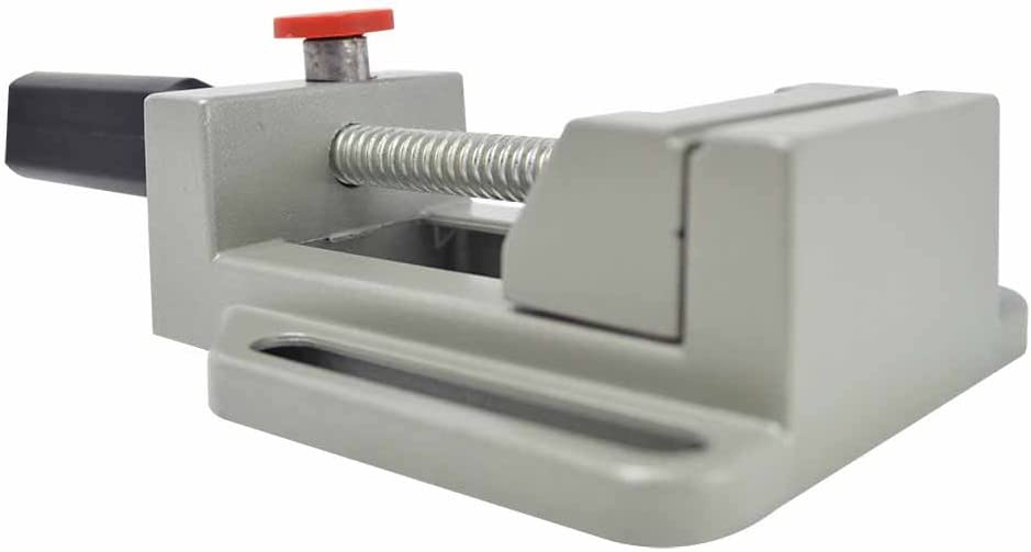 Hardin HD-985-VS Cast Metal Small Light Drill-Press Vise for Small Drill Stands for HD-985DS