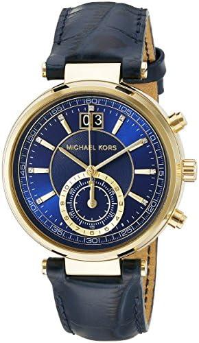 Michael Kors Women s Sawyer Blue Watch MK2425