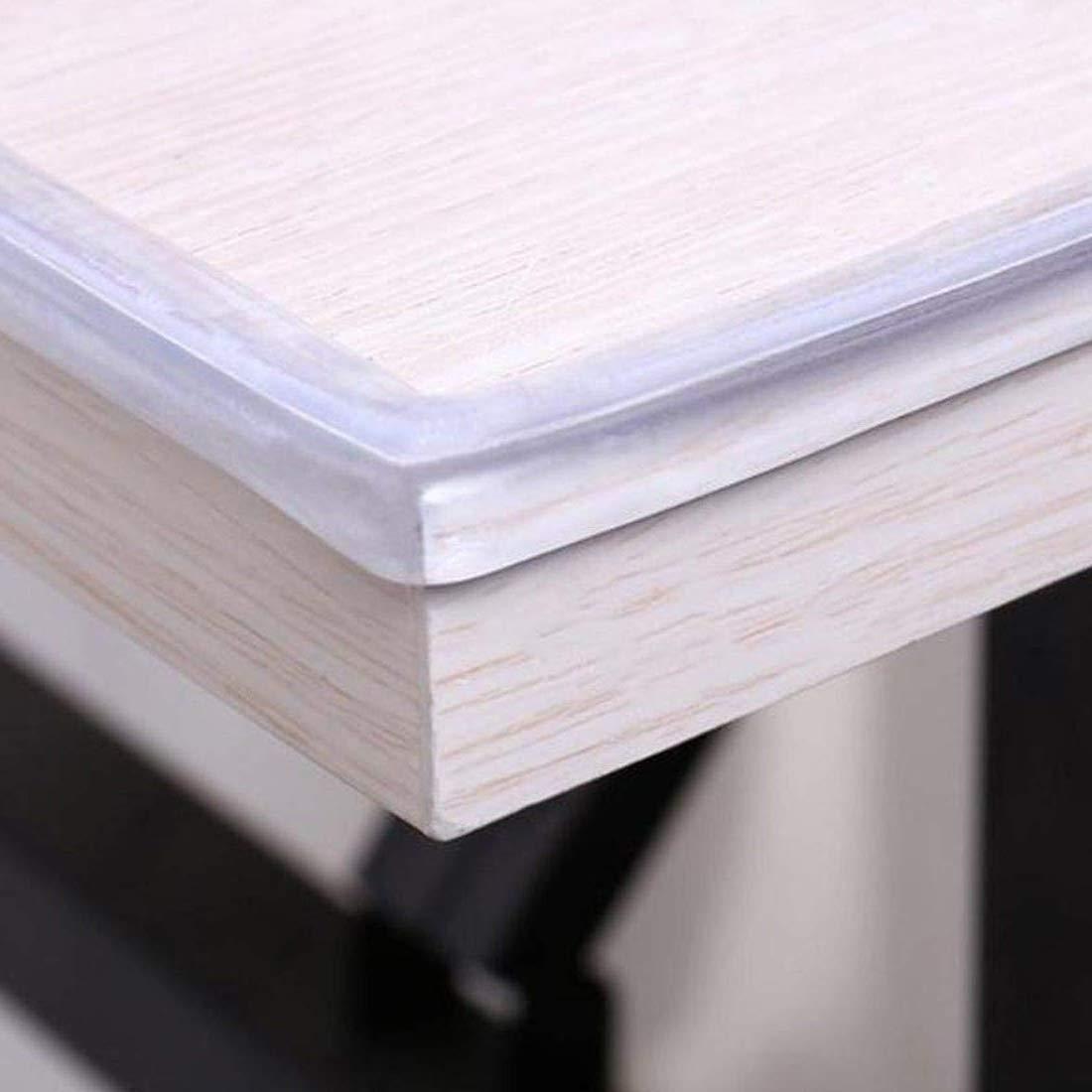 Arbeitsplatten Tischkantenschutz f/ür Tische 6 Meter Kantenschutz Transparent f/ür Baby Kinder Schutz Kommoden Bogeer Kantenschutz Baby