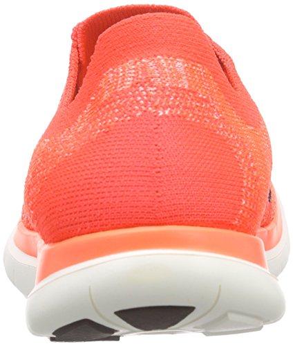 0 Flyknit Femme Orange Nike volt Free black Orange bright Running 4 hyper Crimson ExqwqFCnR