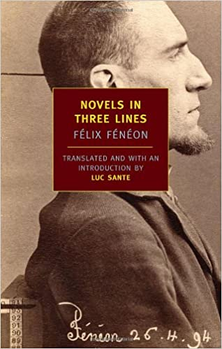 Novels In Three Lines (New York Review Books Classics) Books Pdf File