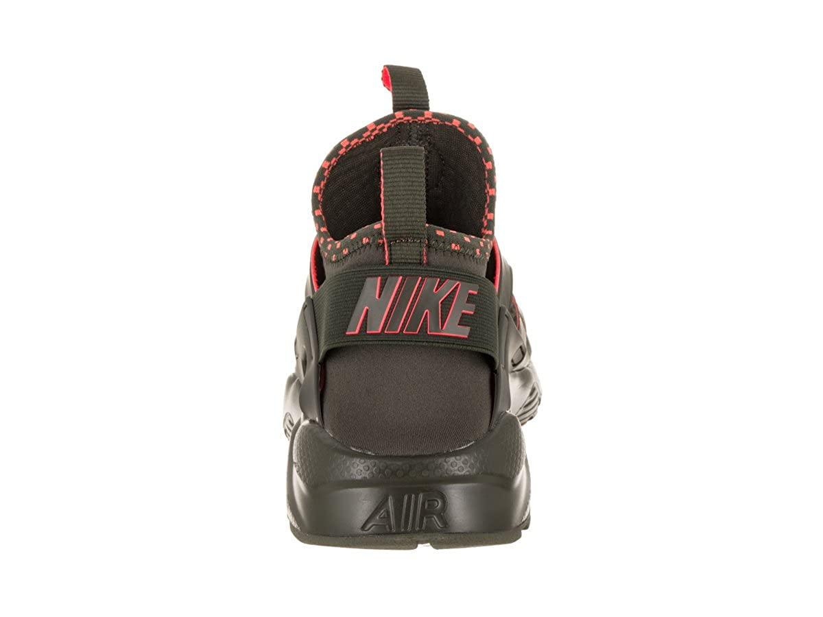 Nike Frauen Free 5.0 Tr Fit 5 PRT Low & Mid Tops Schnuersenkel Laufschuhe Grün/Rot (Cargo Khaki/Total Crimson)