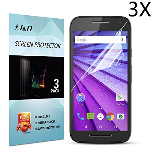 Moto Screen Protector Clear 2015
