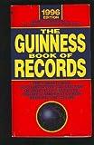 Guinness Book 1996, Norris McWhirter, 0553542273