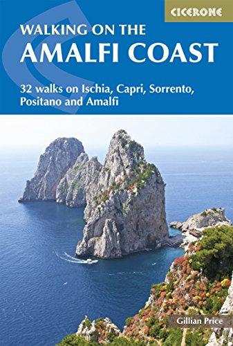 Walking On The Amalfi Coast Ischia Capri Sorrento Positano And Amalfi International Walking