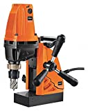 Compact Magnetic Drill Press, 120VAC, 1-3/16'' Capacity Steel, 680 No Load RPM